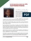 Intervention Du Nouveau Chef de l'OPL - Sauveur Pierre Etienne