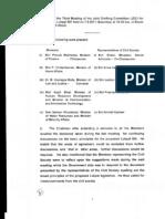 Lokpal JDC - Minutes of Meeting 3