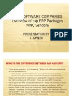 45770612 SAP Oracle Microsoft Dynamics MNC ERP