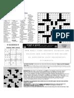 Good Life Puzzles 09-08-11