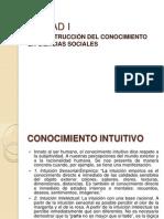 INTRODUCCIÓN A LAS CIENCIAS SOCIALES (Semana 1)