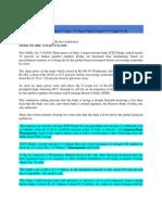 Thaindian_Oct 3, 2008_ICICI Bank Shares Tank on Rumours