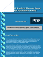 10.16.03 Learning Organization Complexity