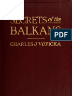 C.J.vopicka Secrets of the Balkans