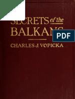 C.J.vopicka Secrets of the Balkans