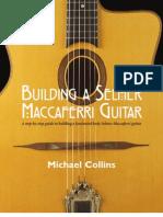 Luthieria - Selmer Maccaferri Neck