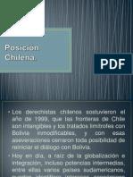 Posición Chilena
