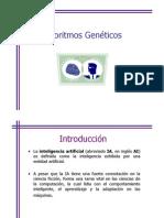 Presentacin+Algoritmos+Geneticos