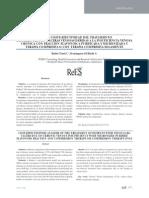 analise custo e efetividade no tratamento de pacientes com ulceras venosas, devido a insuficiencia venosa crônica