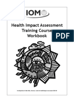 IOM CHIA HIA Training Course Workbook (2008)