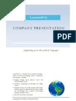 Learnwell Oy Company Presentation