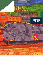 September-November 2011 Xpress New Mexico Rail Runner Express Magazine
