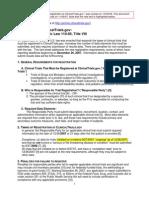 s801 Fact Sheet