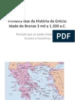 Aula a História do sistema jurídico grego