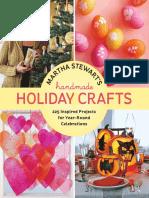 Papier-Mâché Pumpkins Project From Martha Stewart's Handmade Holiday Crafts