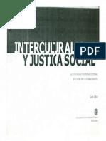 Interculturalismo y Justicia Social Leon Olive