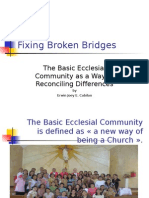 Fixing Broken Bridges