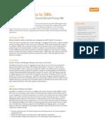 OpenDNS Enterprise Data Sheet - SMB