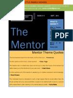 Mentor Sept11