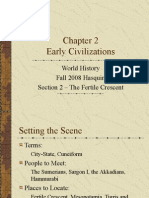 Chapter 2 Section 2 the Fertile Crescent