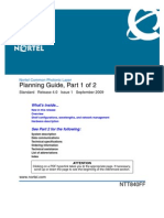 Planning Guide, Part 1 of 2