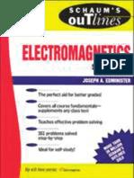 Schaum s Outline of Electromagnetics