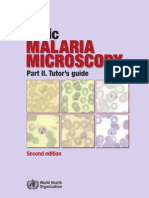 Basic Malaria Microscopy Part II