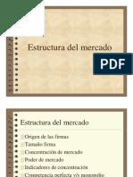 2 Estructura de mercado 2