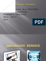 Manager Service