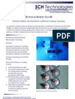 Technical Bulletin Oct 08 Conformal Coating Failure Mechanisms Cracking