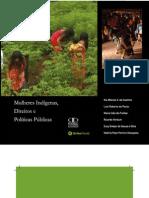 Livro Mulheres Indígenas INESC
