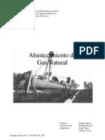 Abastecimiento de Gas Natural