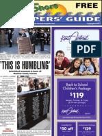 West Shore Shoppers' Guide September 4, 2011