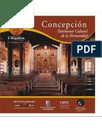 Folleto Concepción