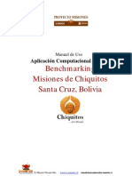 Manual de Uso Sistema de Benchmark