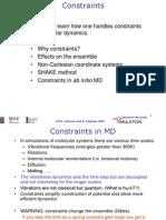 16 Constraints (1)