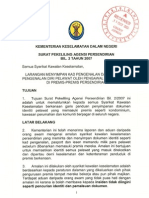 Larangan Menyimpan Kad Pen Gen Alan Diri_received 11 Oct 07