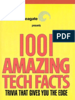 1001 Amazing Tech Facts