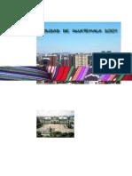 Guía de La Ciudad de Guatemala