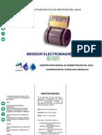 medidor Electromagnetico