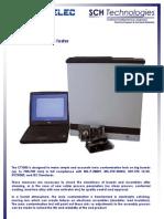 Metronelec Ionic Contamination Tester CT1000