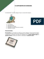 Componentesdehardware
