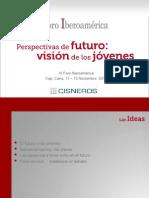 Adriana Cisneros en el Foro Iberoamérica – Perspectiva de Futuro