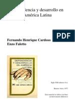 Cardoso y Faletto - Dependencia y desarrollo en América Latina