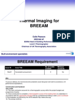 BREEAM 2011 - Thermal Imaging