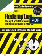 Guía rápida a la filosofía No Kill y a la Ecuación No Kill