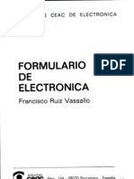 Formulario de Electrónica