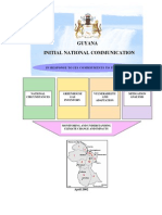 Guyana Initial National Communication