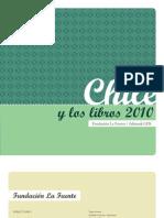 Chile y Los Libros 2010 FINAL Liviano