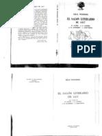Weinberg Félix - El salón literario de 1837